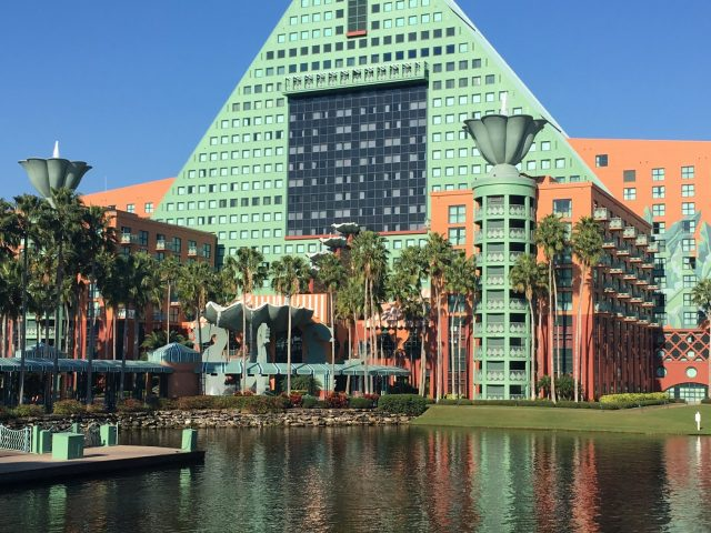 Disney Resorts – So Many Choices