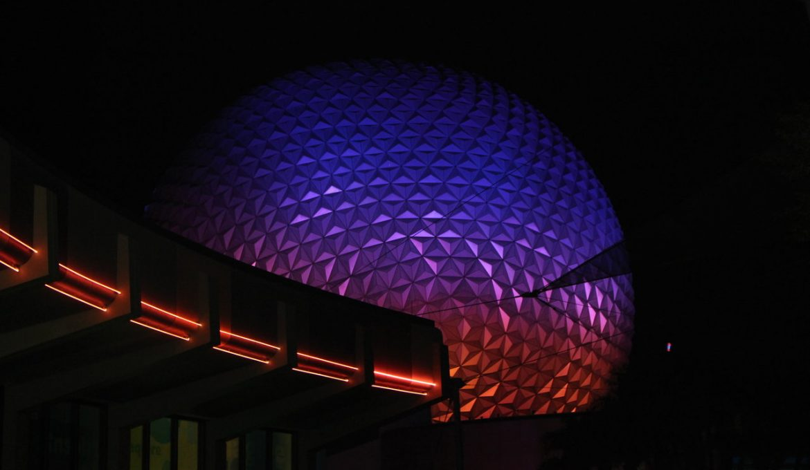 First Time Visitor Series II: Epcot