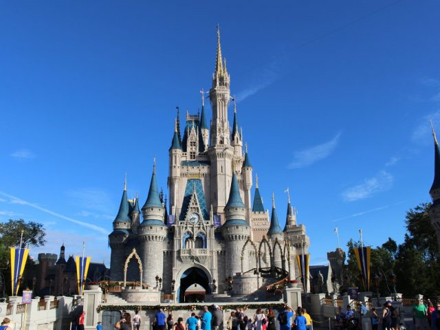 First Time Visitor Series I: Magic Kingdom