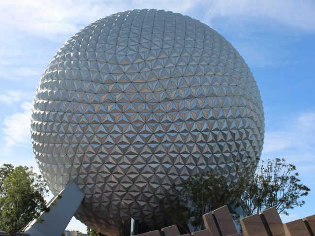 Happy 35th Birthday Epcot!