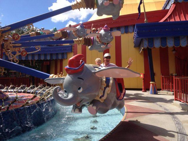 Attraction Focus: Dumbo