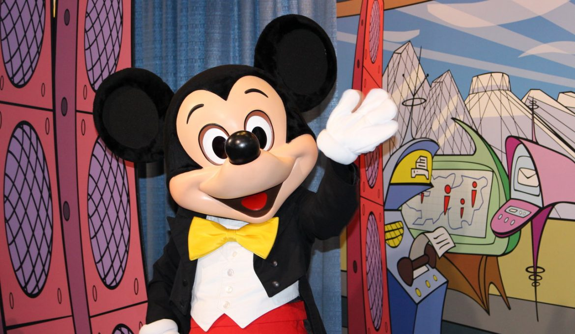 Mickey Turns 90