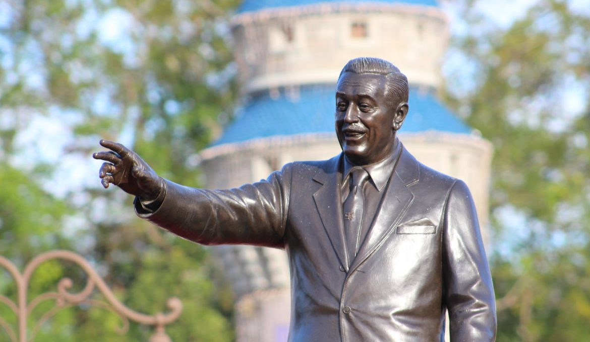 The Philanthropy of Walt