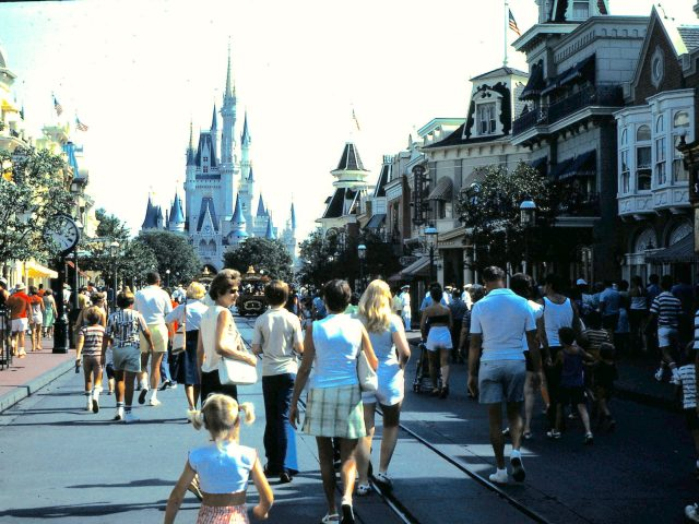 Walt Disney World Attractions: 1971