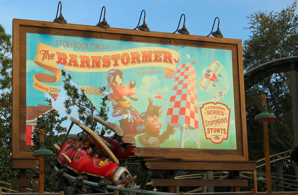 Attraction Focus: The Barnstormer