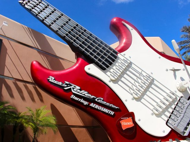 Attraction Focus: Rock 'n' Roller Coaster
