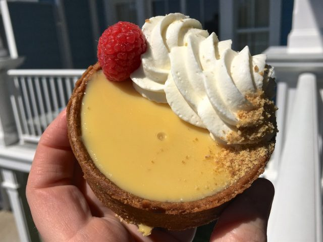 Primo Eats: Key Lime Tart