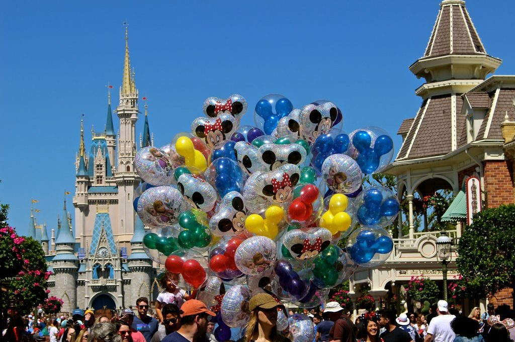 Traveling Solo To Disney