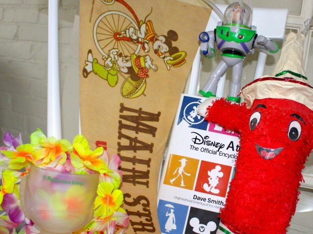 Four Decades Of Disney Mementos