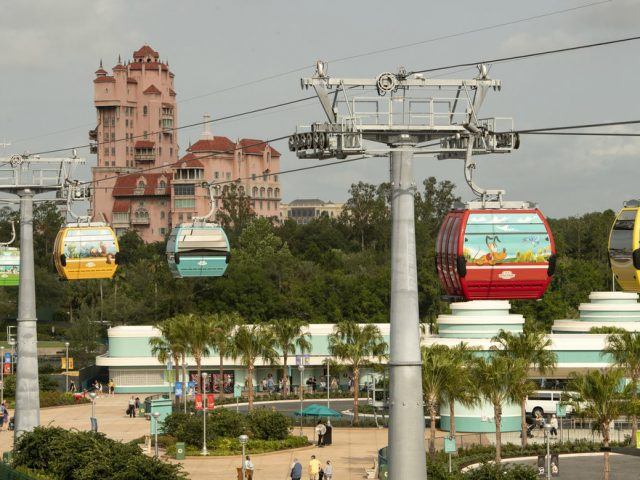 Are You Excited About The Disney Skyliner?
