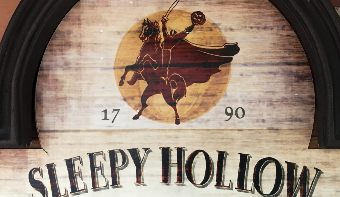 Halloween Isn't Halloween Without Disney's Sleepy Hollow