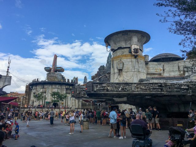 Photo Tour Of Galaxy's Edge