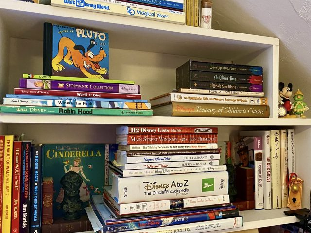 The Books Behind The Disney Fan