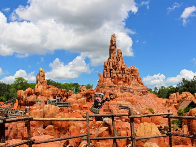 Attraction Focus: Big Thunder Mountain Railroad