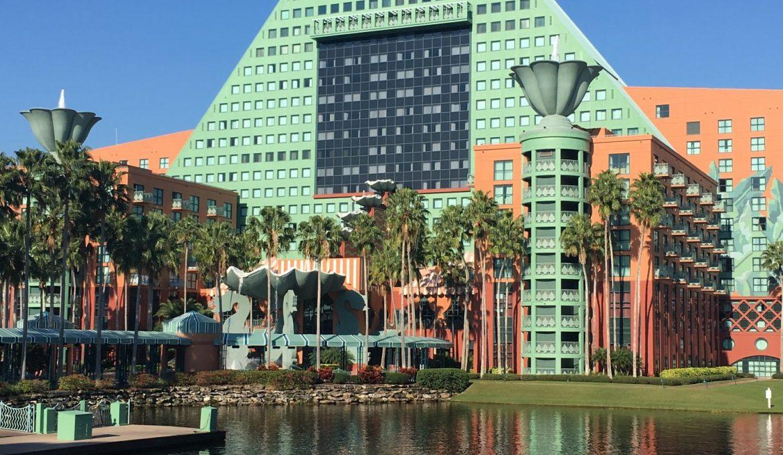 Disney Resorts – So Many Choices