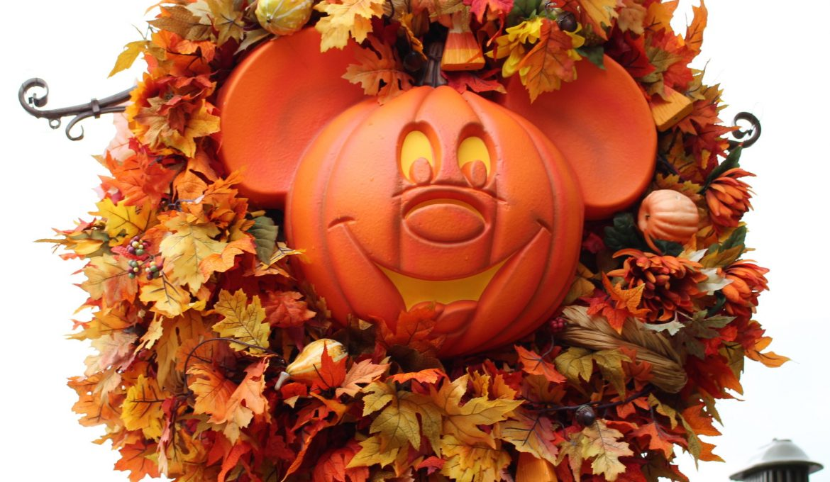 Disney Does Halloween Early and Awesome