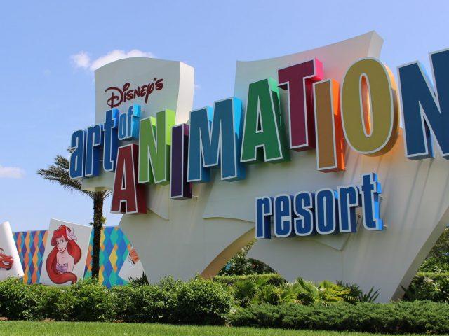 Resort Spotlight: Art of Animation