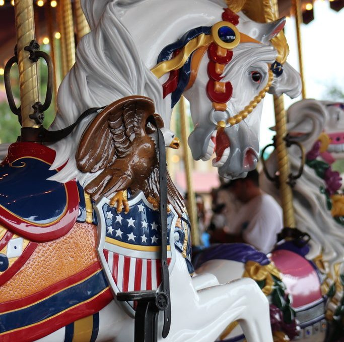 Attraction Focus: From Detroit to Disney-The Prince Charming Regal Carrousel