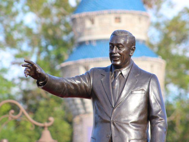 The Philanthropy of Walt