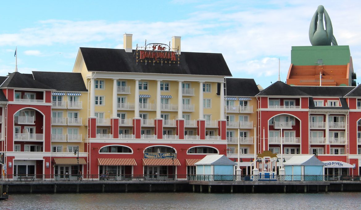 As Far Locations Go Both The Beach Club Resort And Boardwalk Inn Top Our List Of Places To Stay While In Walt Disney World
