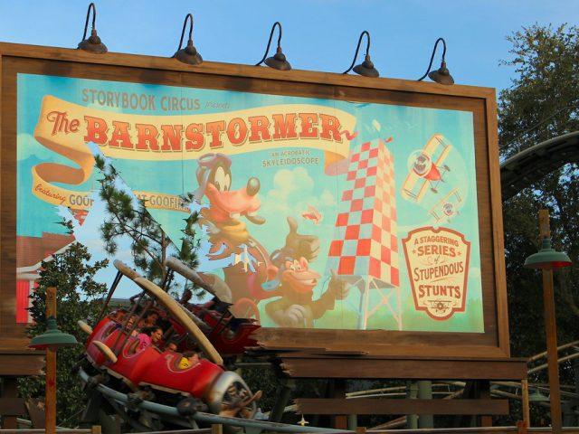 Attraction Focus: The Barnstormer