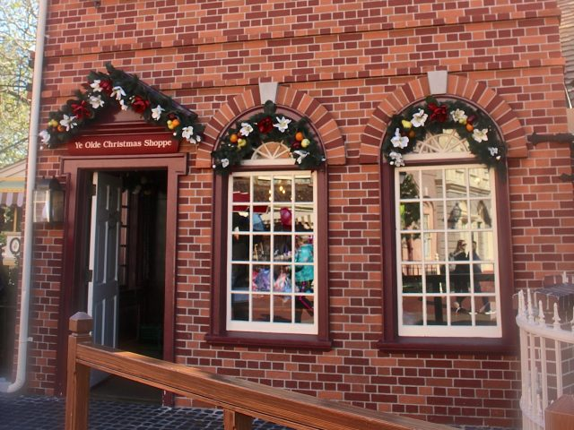 Top 5 Disney In-Park Shops