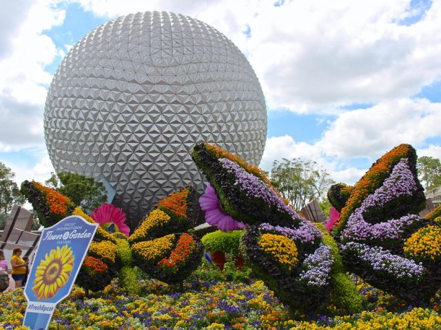 Epcot's Topiaries Take Center Stage