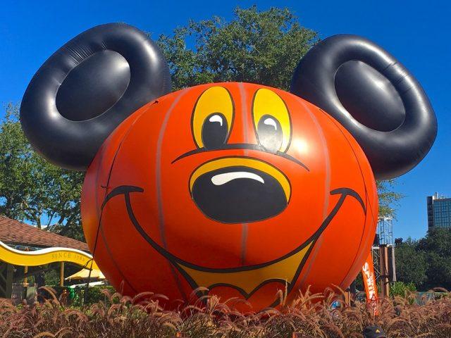 Disney Halloweens Past