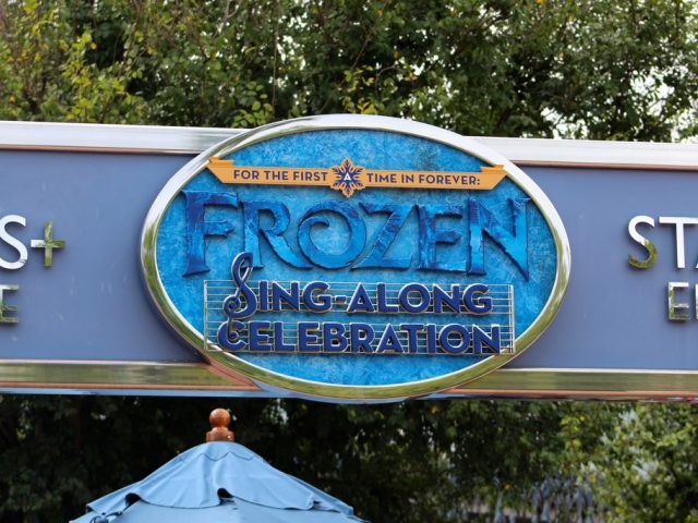 Attraction Focus: Frozen Sing-Along