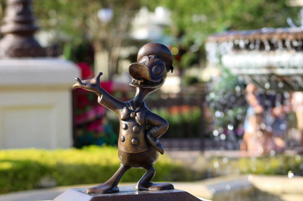 Short Histories: Disney's Folly to WWII