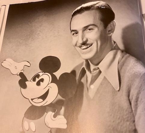 Short Histories: Walt's Dapper Days