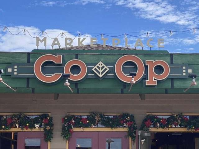My Grownup Toy Store – Disney's Marketplace Co-Op