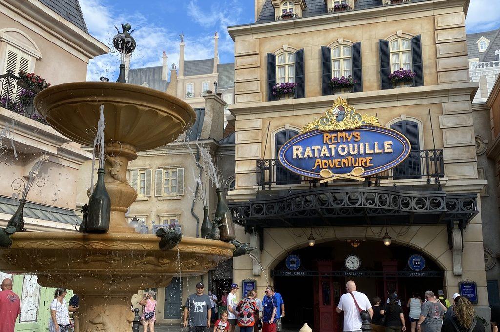 Attraction Focus: Remy's Ratatouille Adventure